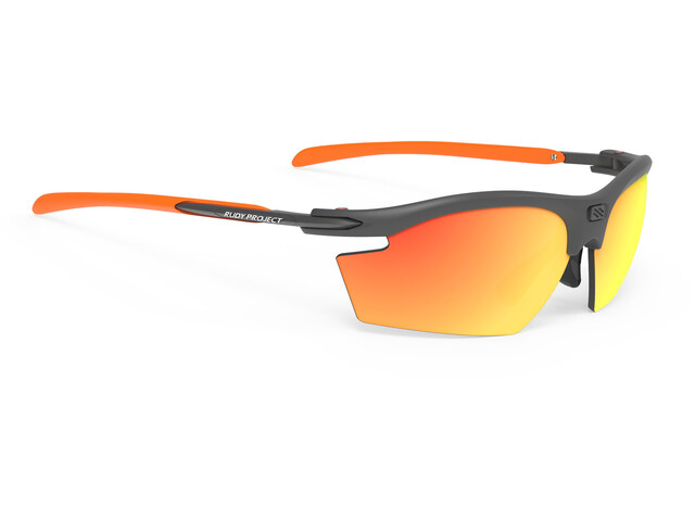 Rudy Project Rydon Lunettes, graphite - rp optics multilaser orange